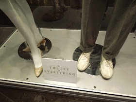 Theory of Everything costume shoes