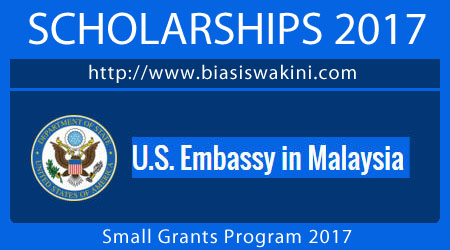Small Grants Program 2017