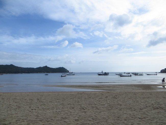 Фото пляжа острова Панган