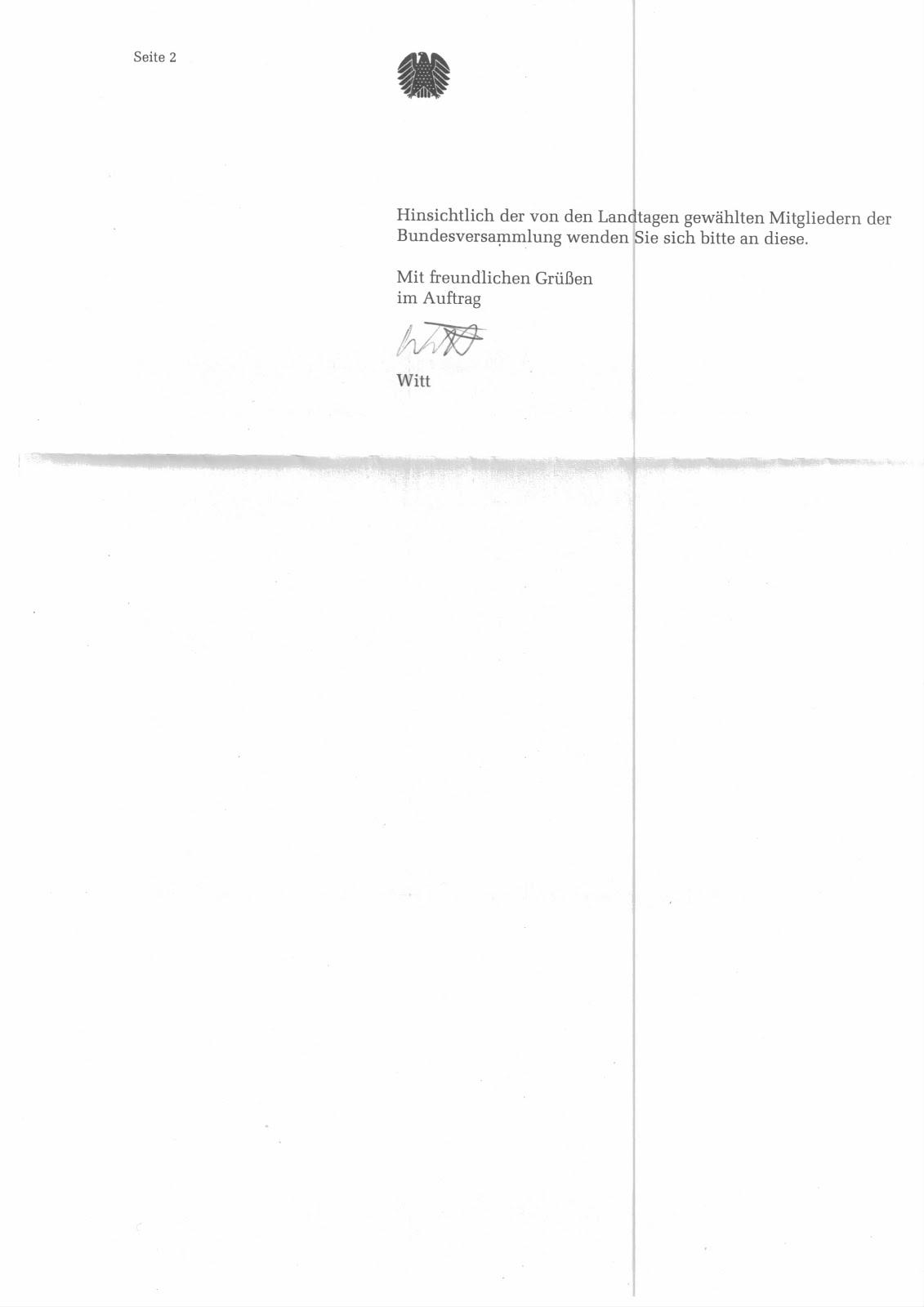 Deutscher Bundestag Grundgesetz Sieht Keine Direktwahl Des