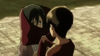 進撃の巨人 アニメ ミカサ・アッカーマン (CV.石川由依)   Mikasa Ackerman   Attack on Titan