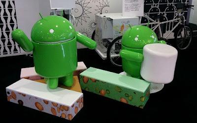 Bajada de precio de 8 móviles Android