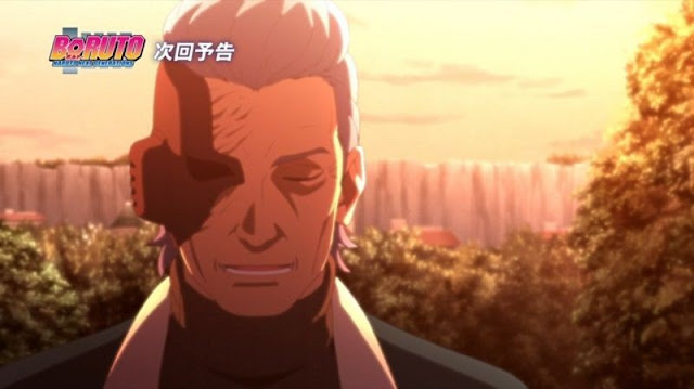 Boruto Episode 178: Ao's Arrival to Konoha!