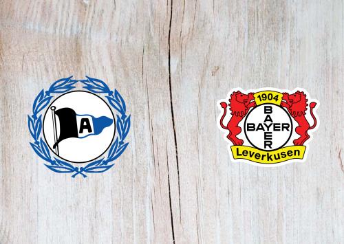 Arminia Bielefeld vs Bayer Leverkusen -Highlights 21 November 2020