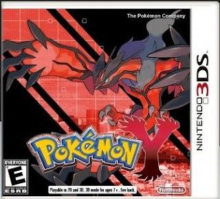 Pokémon Y, 3DS, Español, Mega, Mediafire