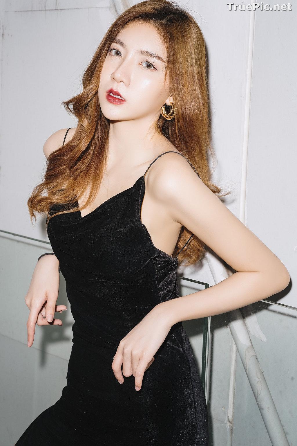 Image Thailand Model - Sasi Ngiunwan - Black For SiamNight - TruePic.net - Picture-32
