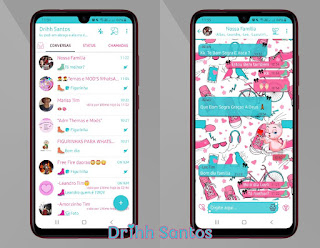 Top Toy Theme For YOWhatsApp & Fouad WhatsApp By Driih Santos