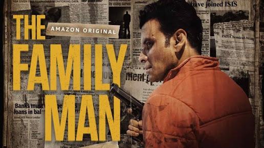 The Family Man - 10 Best Amazon Prime Hindi web series to Binge-watch