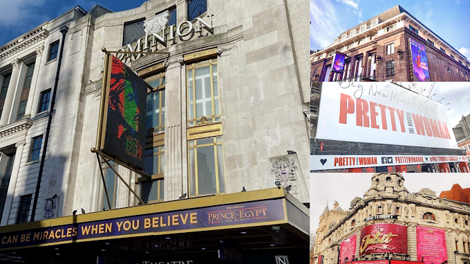 Top 10 West End Shows To See Post Lockdown