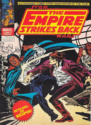 The Empire Strikes Back Weekly #132, Han Solo