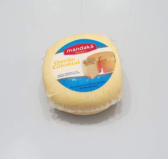 Mandaká-queijo-colonial