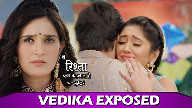 Future Story : Kartik Naira ask Vedika to leave Goenka Mansion in YRKKH