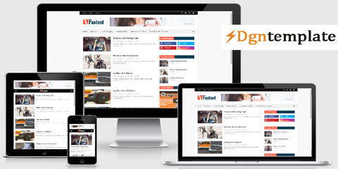 fastest Responsive Blogger Templates