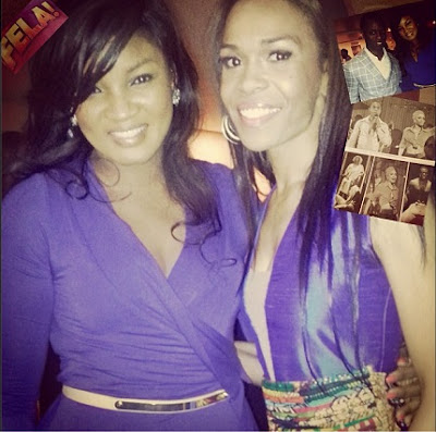 omotola jalade destiny's child michelle williams