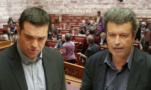 Τατσόπουλος προς Τσίπρα: «Αλέξη, άσε τις μ@λ@κίες»