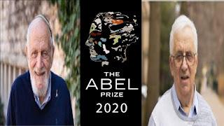 Abel Prize winners 2020