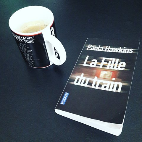 La fille du train ~ Paula Hawkins