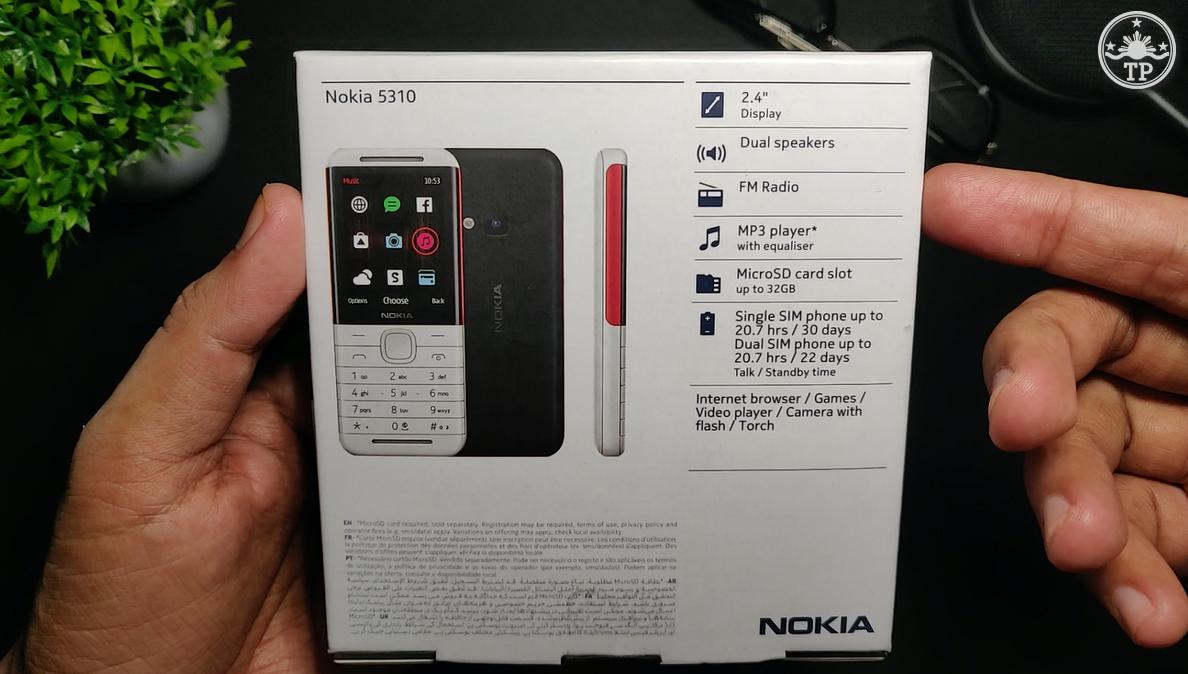 Nokia 5310 2020 XpressMusic