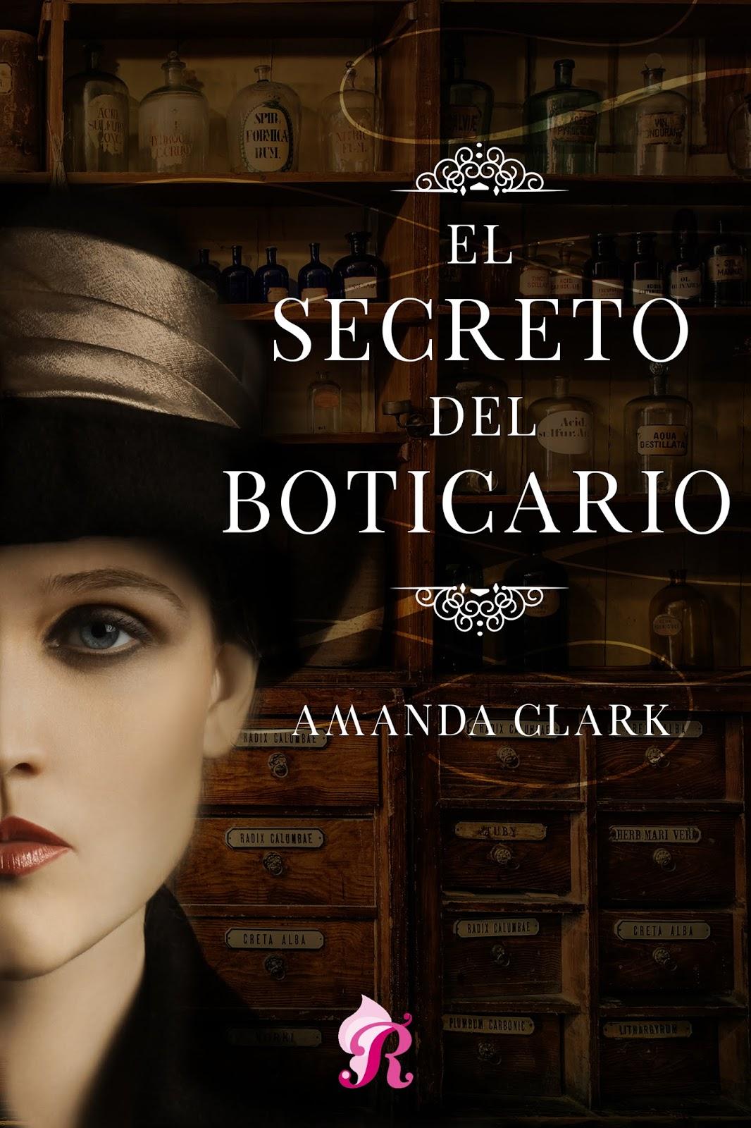 El secreto del boticario de Amanda Clark