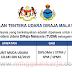 Permohonan Perajurit Muda Udara (TUDM) Siri 62/2019 Dibuka