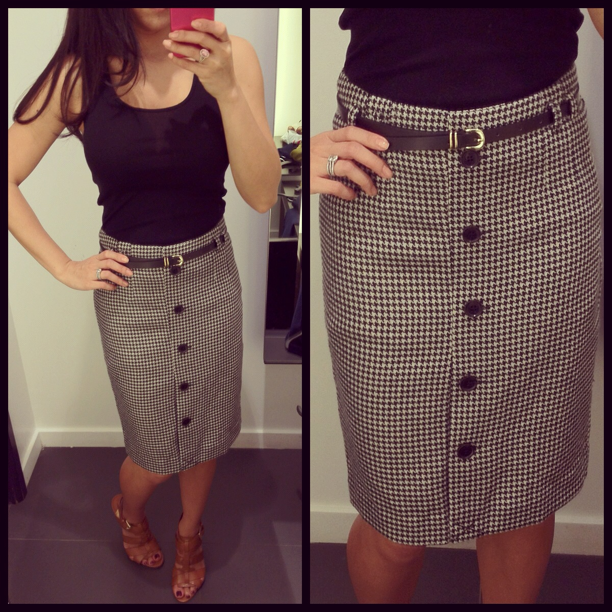 to wear - Pencil stylish skirts video