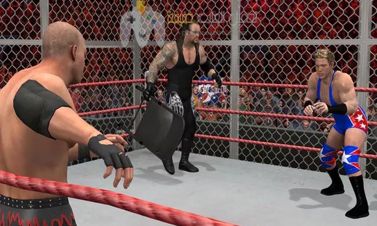 تحميل لعبة WWE Impact 2011 للكمبيوتر برابط مباشر وحجم صغير