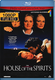 La casa de los espiritus [1993] [1080p Brrip] [Latino-Ingles] [HazroaH]