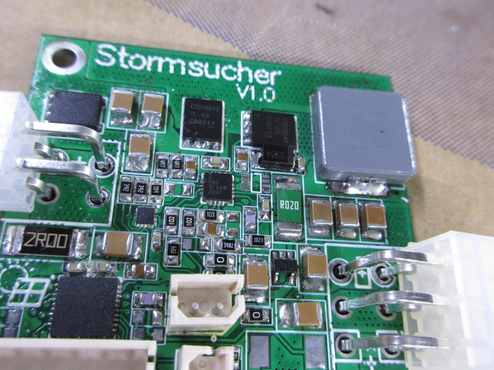 Embedded Engineering : BQ24650 Based MPPT li-ion Battery