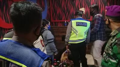 Jelang Ramadhan, Polresta Sidoarjo dan Jajaran Gelar Razia Tempat Hiburan Malam, Ada yang Pura-pura Pingsan