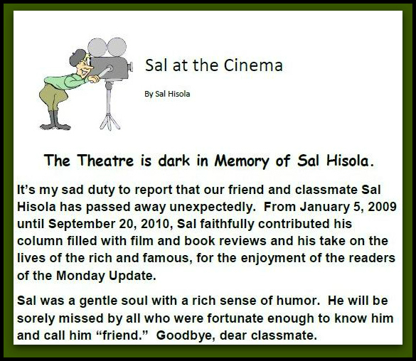 Sal Hisola Cinema Review