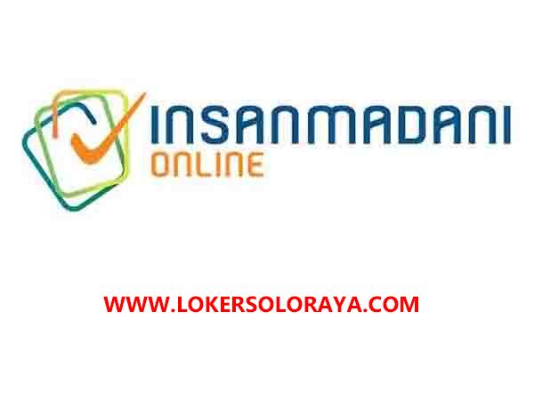 Lowongan Kerja Klaten Oktober 2020 Di Pt Pustaka Insan Madani Yogyakarta Portal Info Lowongan Kerja Terbaru Di Solo Raya Surakarta 2021