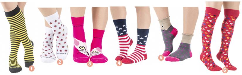 Onde Comprar meias fofinhas online