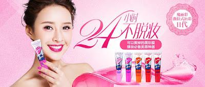 Monomola Lip Tattoo Original Korea