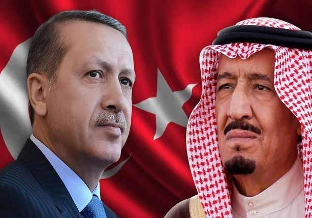 طائرات سعودية في تركيا