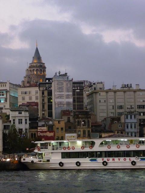 Стамбул. Галатская башня (Istanbul. Galata Tower)
