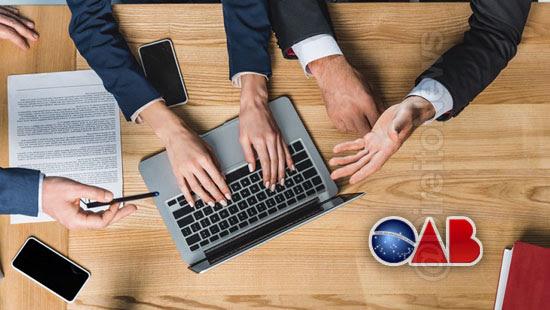 advogados retrocesso oab redes sociais direito