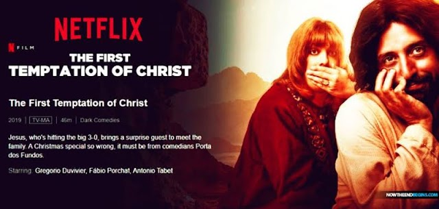Court Orders Netflix to take down controversial Gay-Jesus Movie
