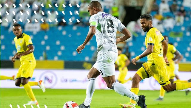 ملخص اهداف مباراة التعاون والطائي (1-2) في الدوري السعودي