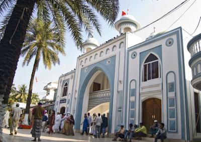 Biara Sufi Hazrat Shah Jahlal
