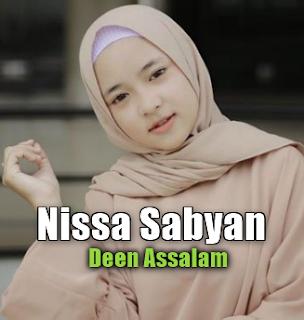 Lirik Lagu Deen Assalam - Sabyan dari album religi sholawat gambus chord kunci gitar, download album dan video mp3 terbaru 2018 gratis