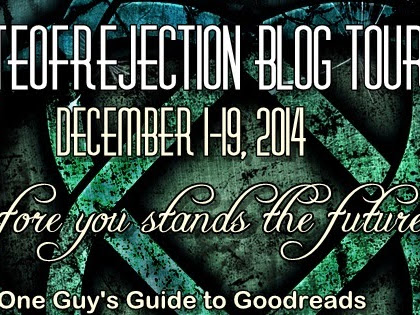 BLOG TOUR - Rite of Rejection by Sarah Negovetich  **GIVEAWAY**