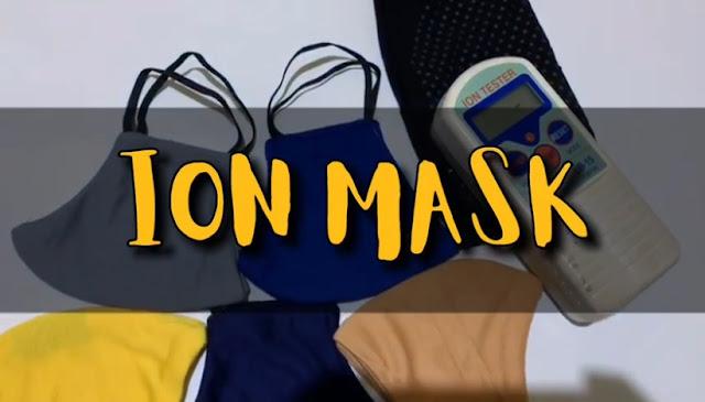 Masker ION - ION MASKS