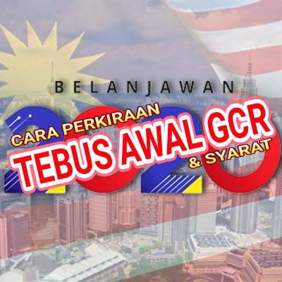 Info Terengganu Darul Iman Bajet 2020 Perkiraan Tebus Awal 75 Hari Gantian Cuti Rehat Gcr 15 Tahun Perkhidmatan
