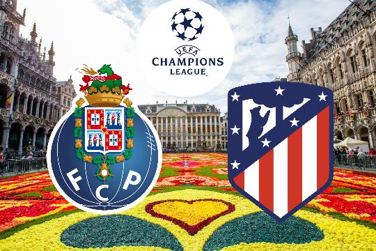 أتليتيكو مدريد ضد بورتو ... بث مباشر للمباراة