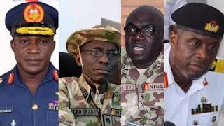 NEWSProfile of Nigeria's new Service Chiefs
