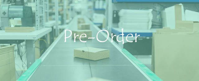 Pre-Order ขายสินค้าแบบไม่มีสต๊อก
