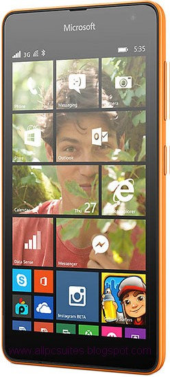 Nokia Lumia 535 RM-1090 Windows Phone PC Suite Free Download For Windows