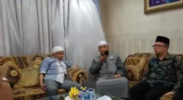 Uzma: Jika Prabowo-UAS Menang Pilpres, HRS Akan Dijemput Pulang dengan Pesawat Kepresidenan
