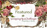 Scrapping4funchallenges-Creativity is messy
