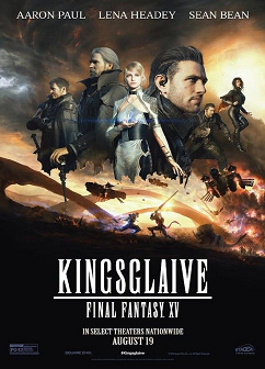 Kingsglaive: Final Fantasy XV Torrent